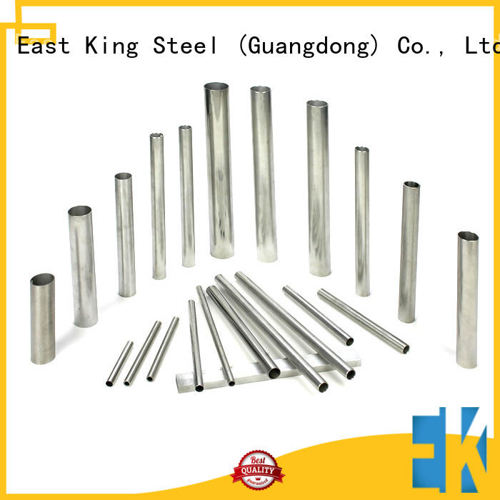 East King excellent stainless steel tubing factory price for mechanical hardware