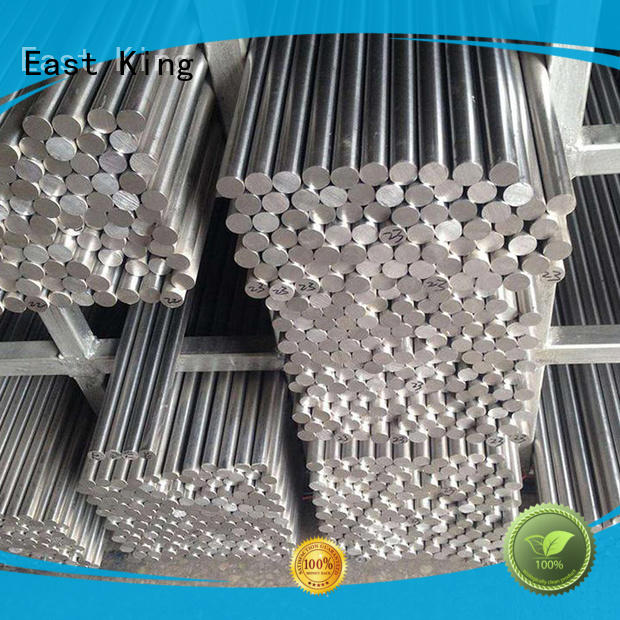 East King high quality ground stainless steel bar for chemical industry