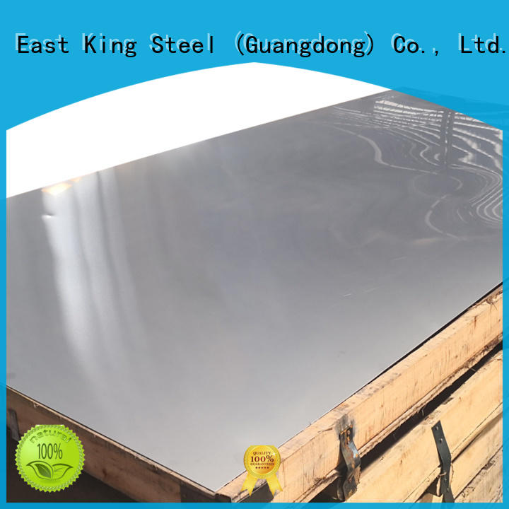East King durable stainless steel sheet manufacturer for tableware
