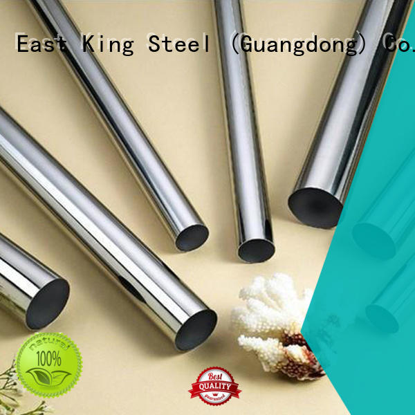 East King stainless steel tube directly sale for mechanical hardware