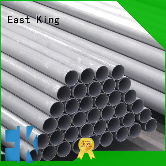East King stainless steel tubing factory for construction