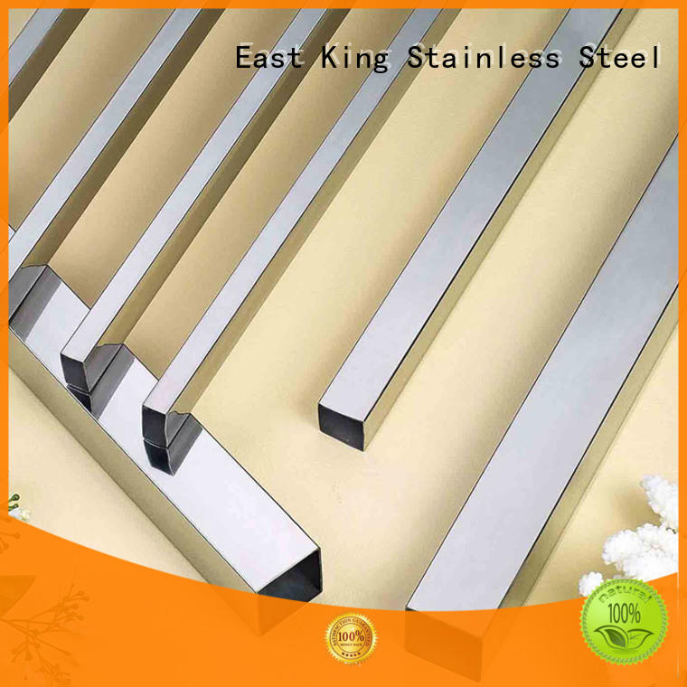 professional stainless steel tubing series for bridge