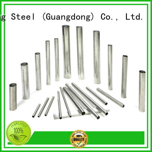 East King stainless steel tubing factory for tableware