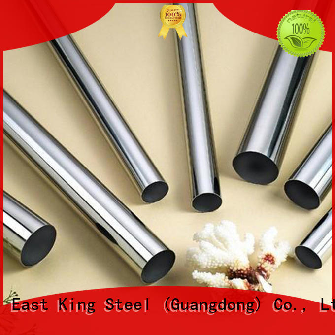 East King excellent 10mm stainless steel tube factory for tableware
