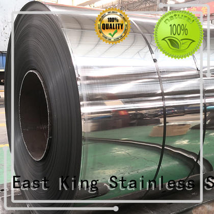 long lasting hot rolled stainless steel coil wholesale for chemical industry East King