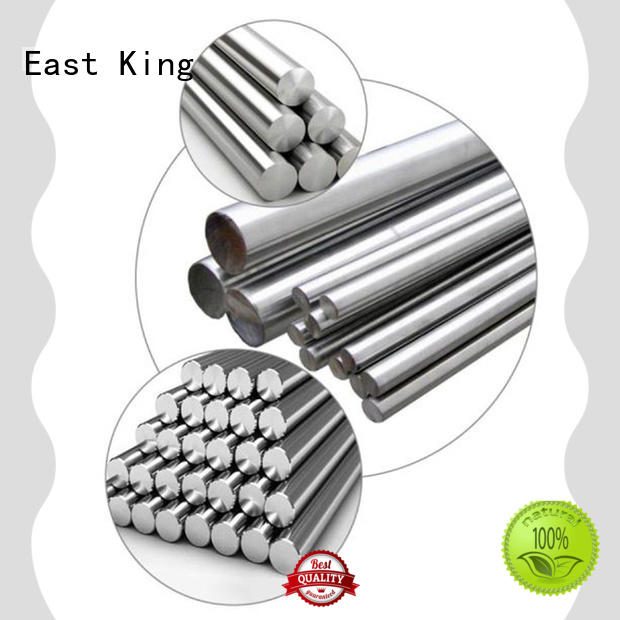 East King durable stainless steel rod wholesale for automobile manufacturing
