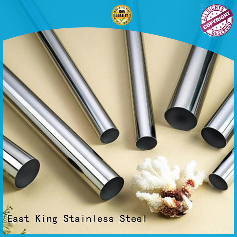 East King reliable stainless steel tubing with good price for bridge
