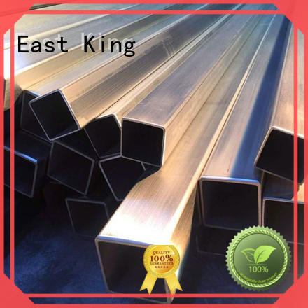 East King stainless steel pipe wholesale for bridge