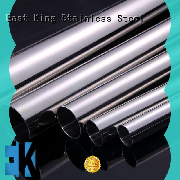 practical stainless steel pipe series for tableware