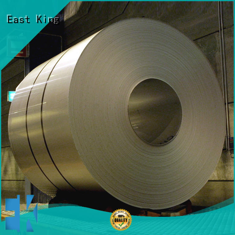 East King quality stainless steel coil with good price for windows