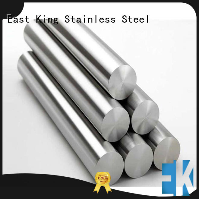 East King stainless steel rod wholesale for chemical industry
