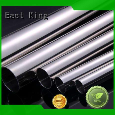 East King stainless steel tube wholesale for bridge