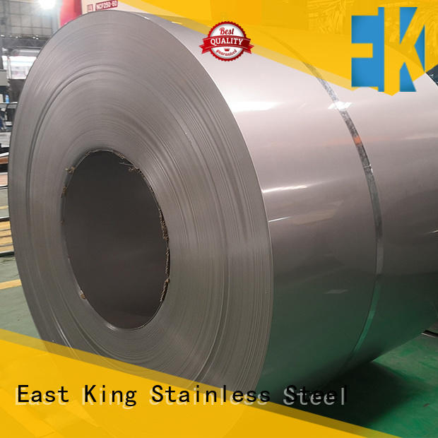 East King stainless steel coil directly sale for decoration