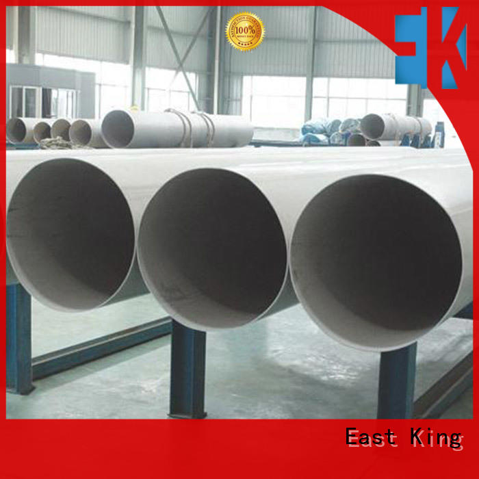 East King reliable stainless steel pipe factory for construction