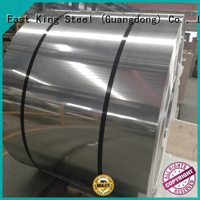 East King practical stainless steel roll directly sale for construction