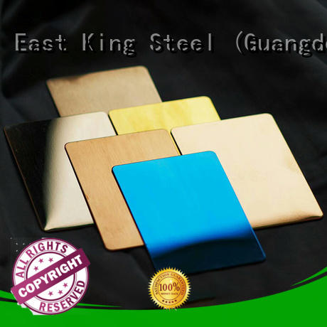 East King stainless steel sheet directly sale for construction