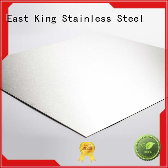 East King durable stainless steel plate wholesale for mechanical hardware