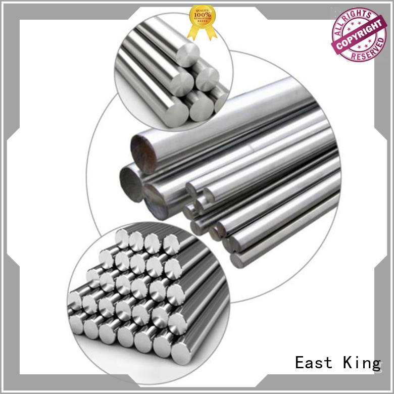 6mm stainless steel bar with good price for automobile manufacturing East King