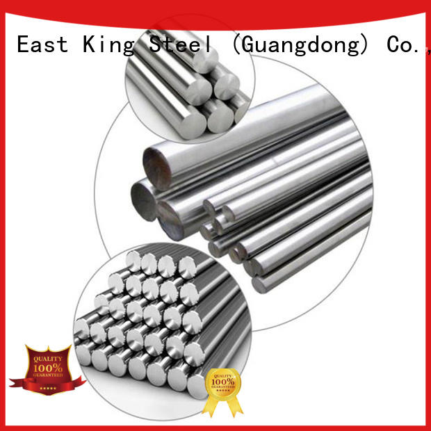 East King professional stainless steel bar series for construction