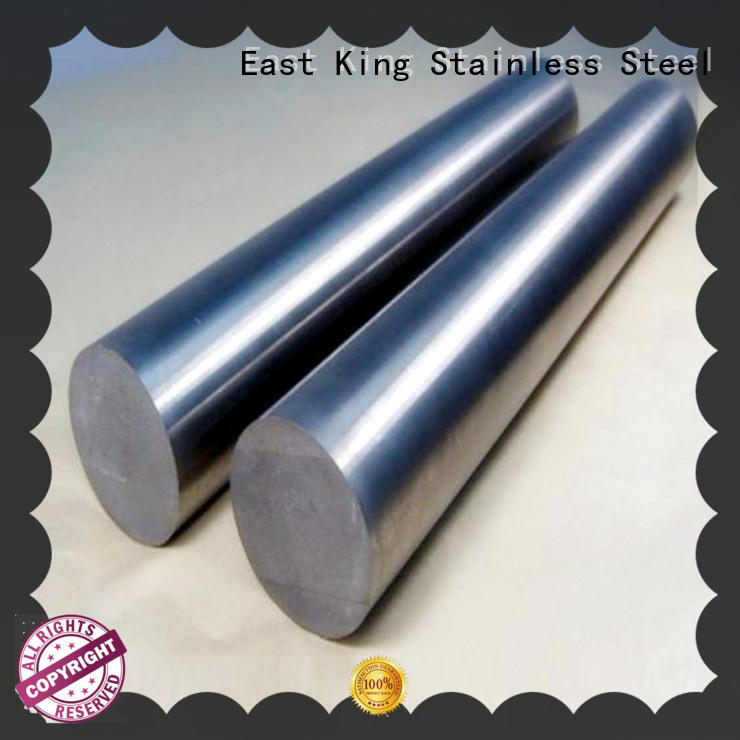 East King durable stainless steel rod factory price for chemical industry