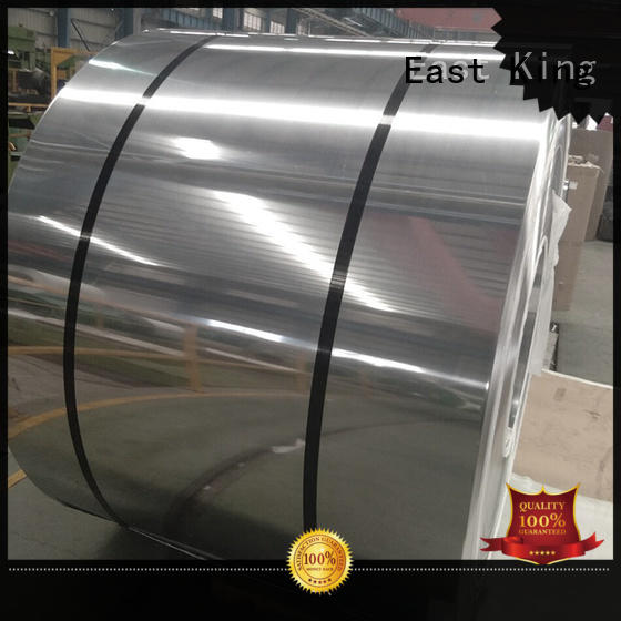 East King practical stainless coil for chemical industry