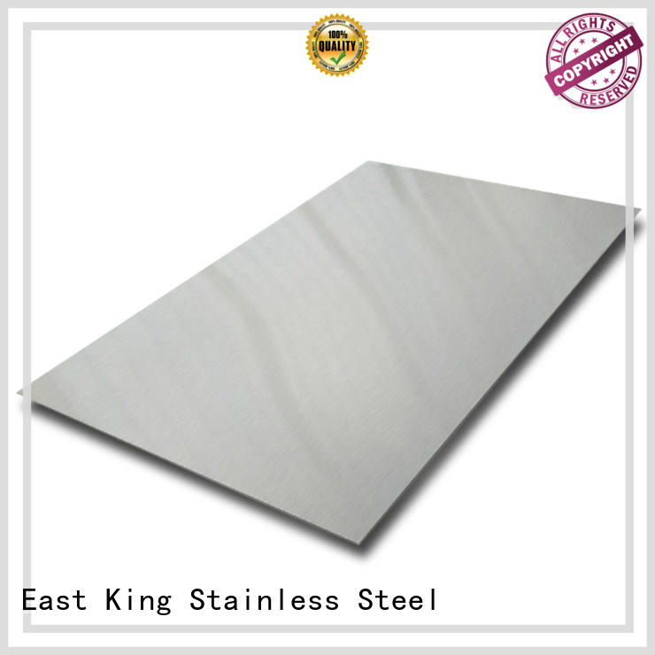 East King reliable stainless steel sheet wholesale for bridge
