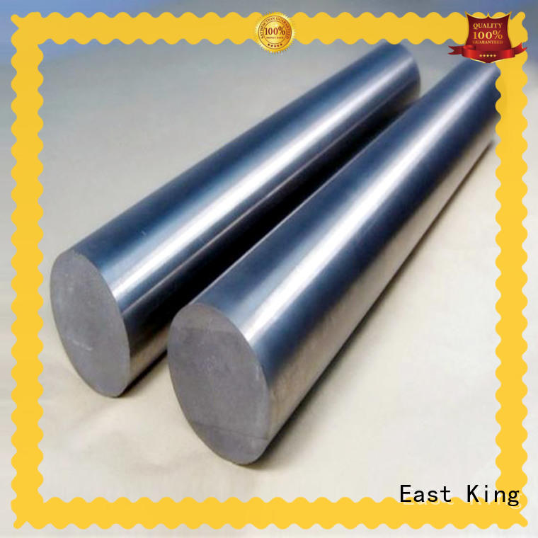 East King stainless steel rod wholesale for decoration