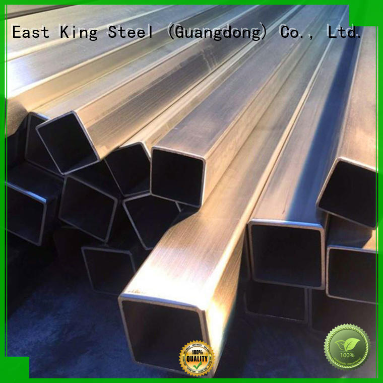 seamless stainless steel pipe for aerospace East King