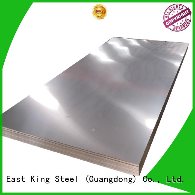 East King stainless steel sheet directly sale for tableware