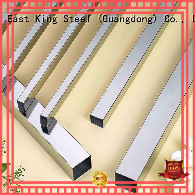 East King professional stainless steel pipe wholesale for bridge
