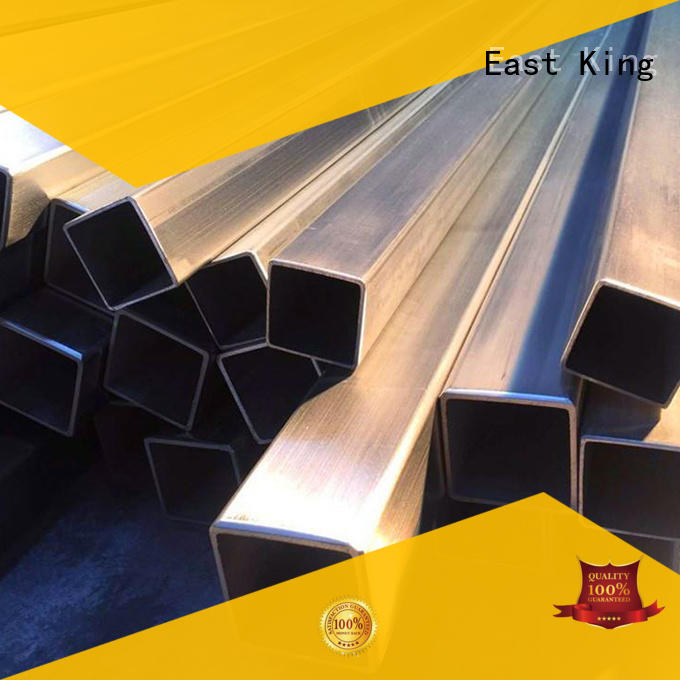 East King professional stainless steel tube wholesale for aerospace