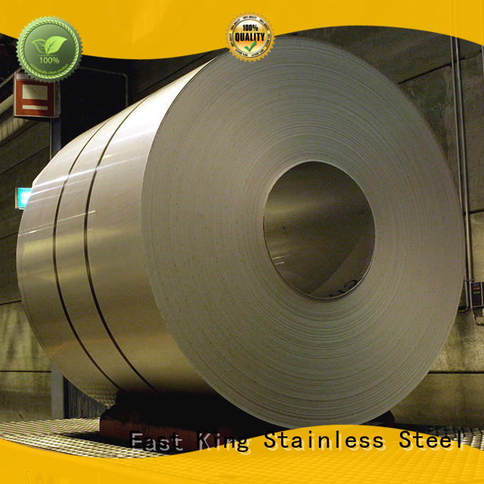 stainless steel roll with good price for windows East King