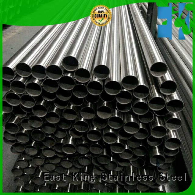 East King reliable stainless steel tubing factory price for construction
