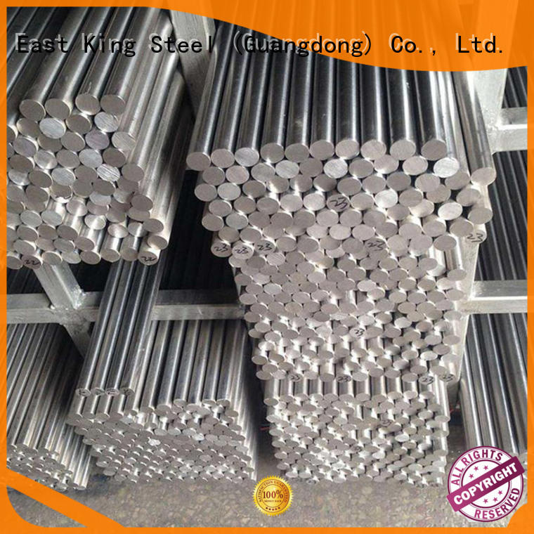 East King reliable stainless steel rod manufacturer for construction