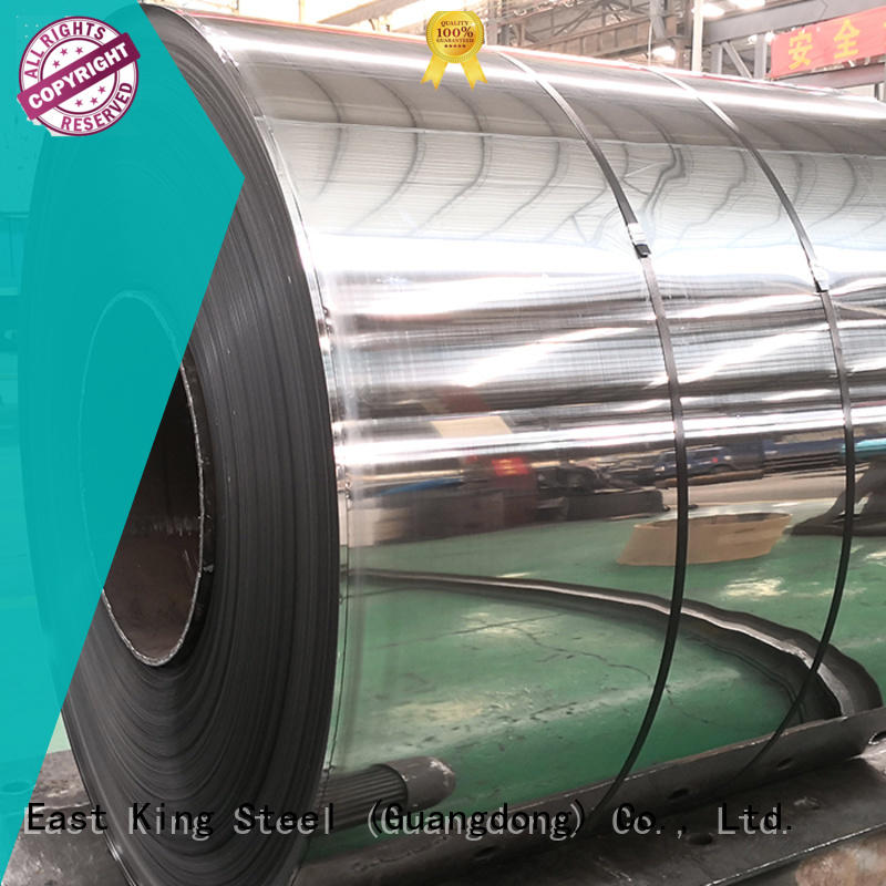 East King stainless steel roll factory price for chemical industry