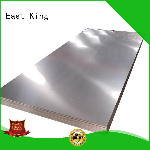 East King durable stainless steel sheet supplier for mechanical hardware