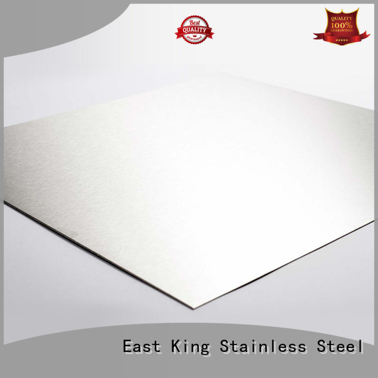 East King high quality stainless steel plate factory for construction