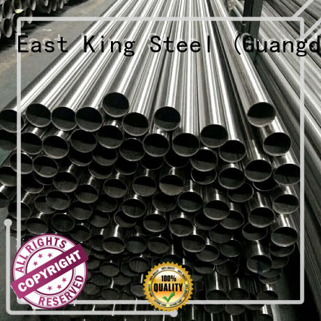 East King stainless steel pipe series for construction
