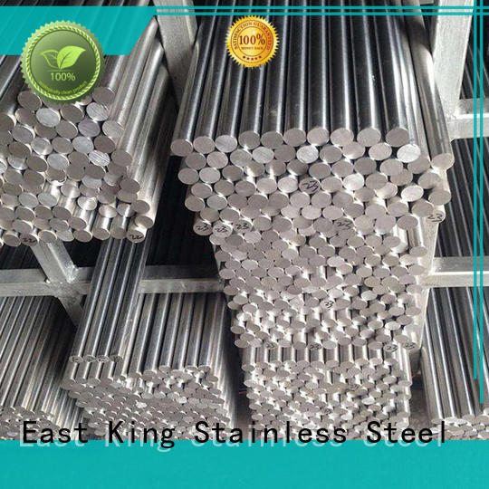 East King stainless steel rod manufacturer for decoration
