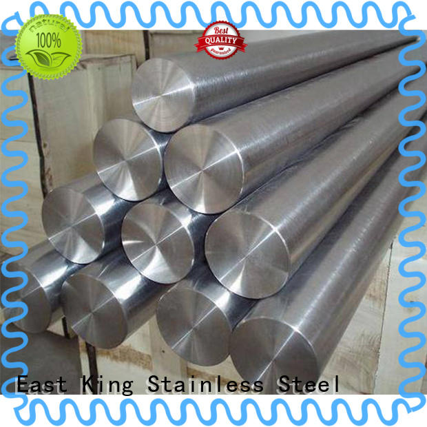 East King excellent stainless steel bar factory for chemical industry