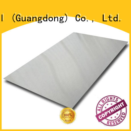 East King excellent stainless steel sheet directly sale for bridge