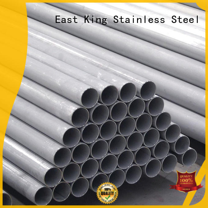 East King excellent stainless steel tube with good price for construction