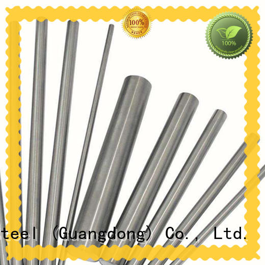 reliable stainless steel rod manufacturer for windows