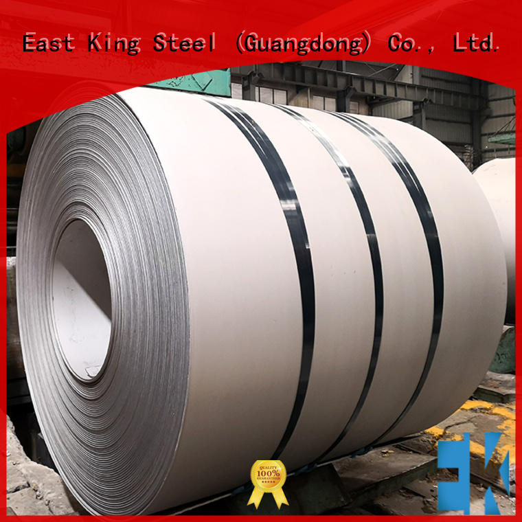 long lasting cold rolled stainless steel coil directly sale for chemical industry