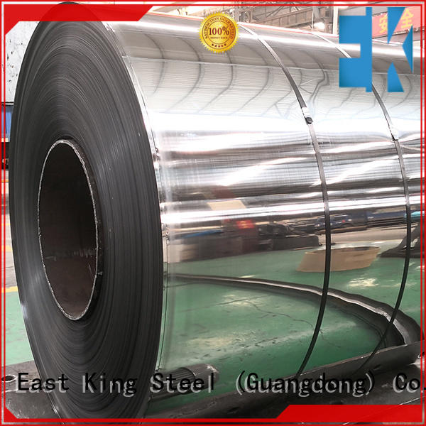 East King long lasting stainless steel roll with good price for decoration