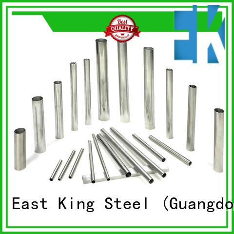 East King stainless steel tube factory for mechanical hardware