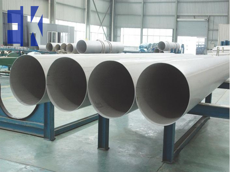 East King stainless steel pipe directly sale for bridge-1