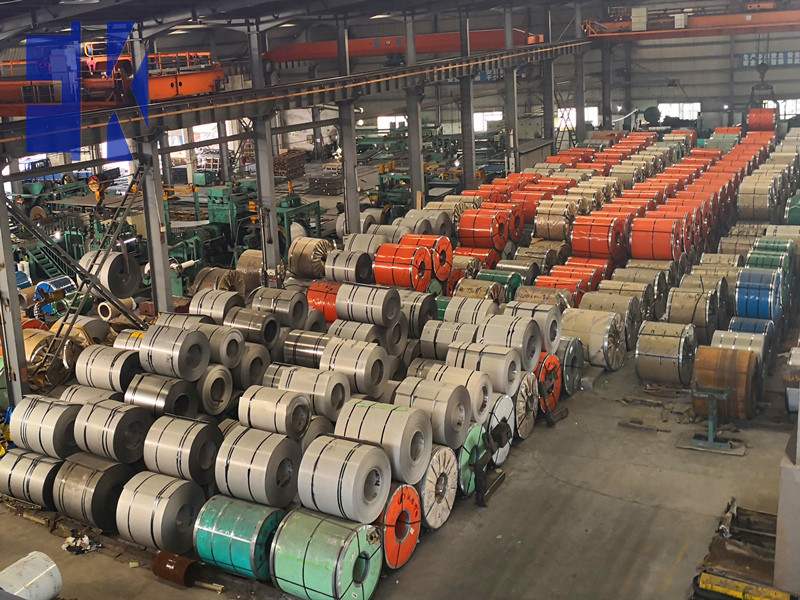 East King stainless steel coil factory for chemical industry-2