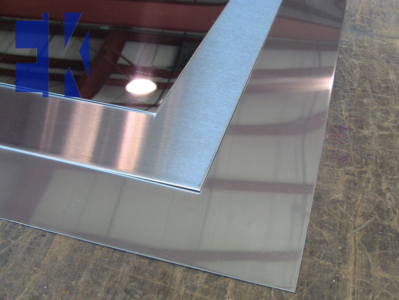 East King custom stainless steel plate factory for aerospace-1