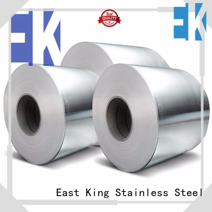 East King professional stainless steel roll factory for chemical industry